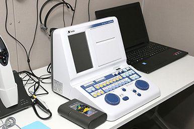 純音聴力検査装置